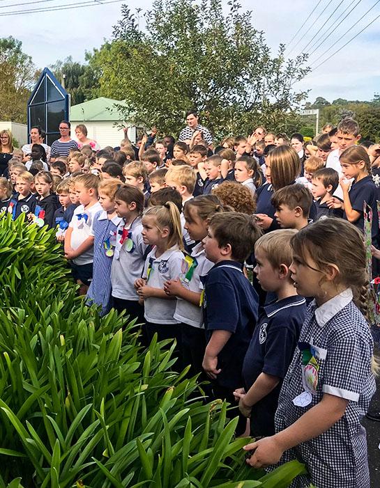 Elliminyt Primary School Lid Back